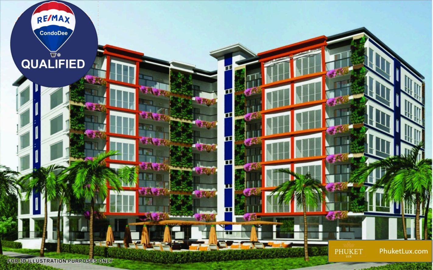 Bang Tao Waterworld by PhuketLux - 3d-facade