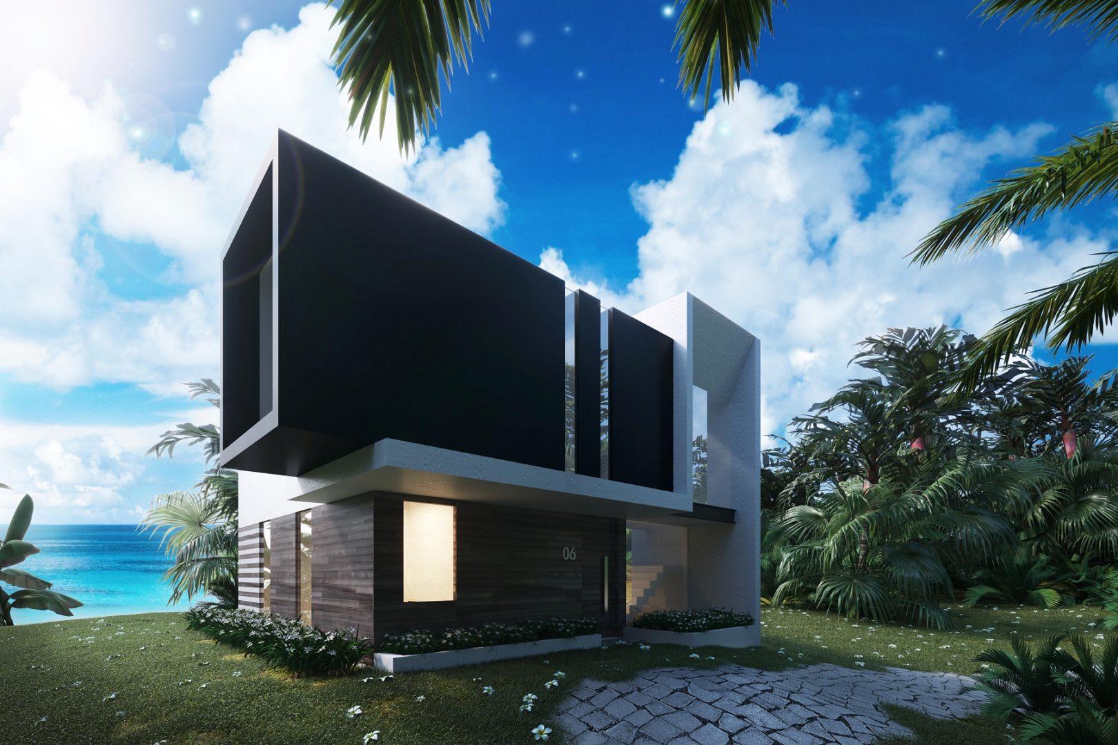 UTM Villas - Zone B Exterior1