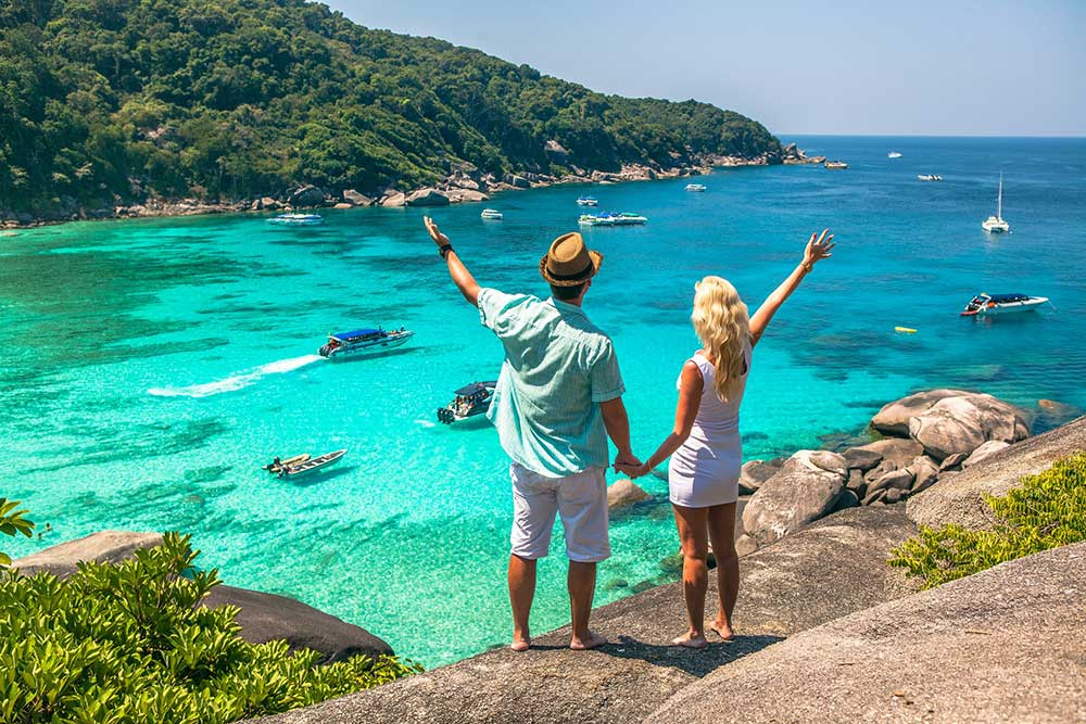 """""""Relocating to Phuket was the best decision we have ever made"""" - Mr & Mrs Carmen"""